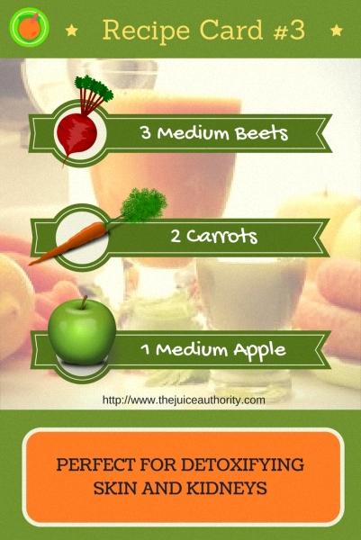 Detoxify Juice Recipe - The Juice Authority