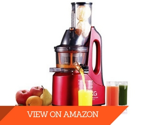 SKG Wide Chute Slow Juicer Review