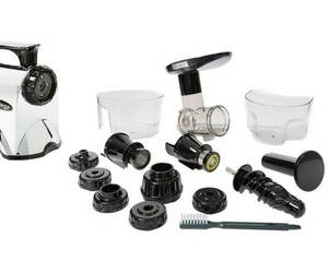 Additional juicer attachments