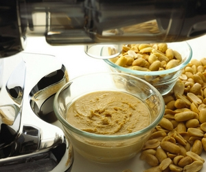 Make nut butters and baby food with this juicer