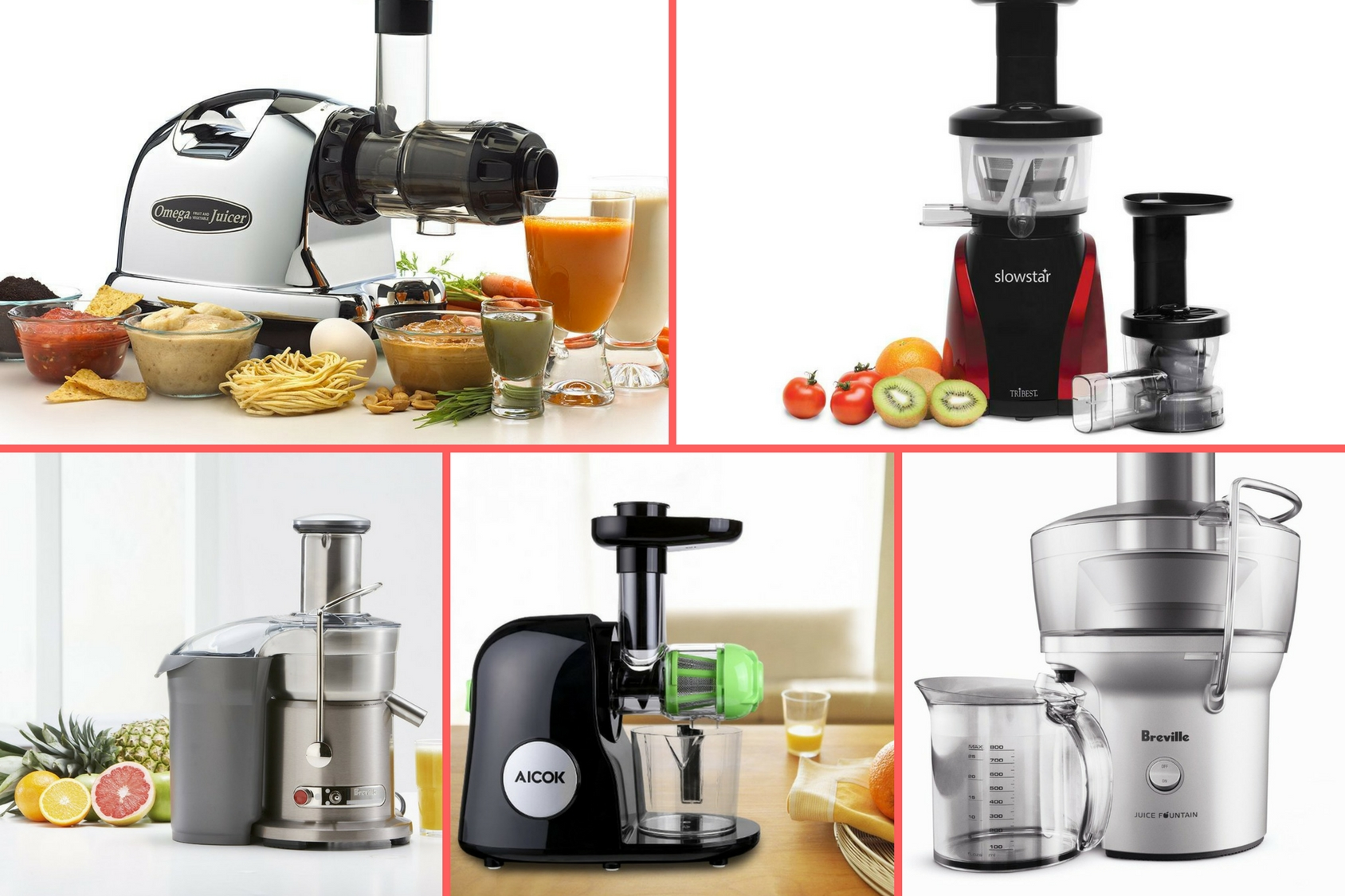 Best Juicer Reviews Of 2017 ~ The Juice Authority