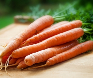 Carrot for Hair Growth Juice