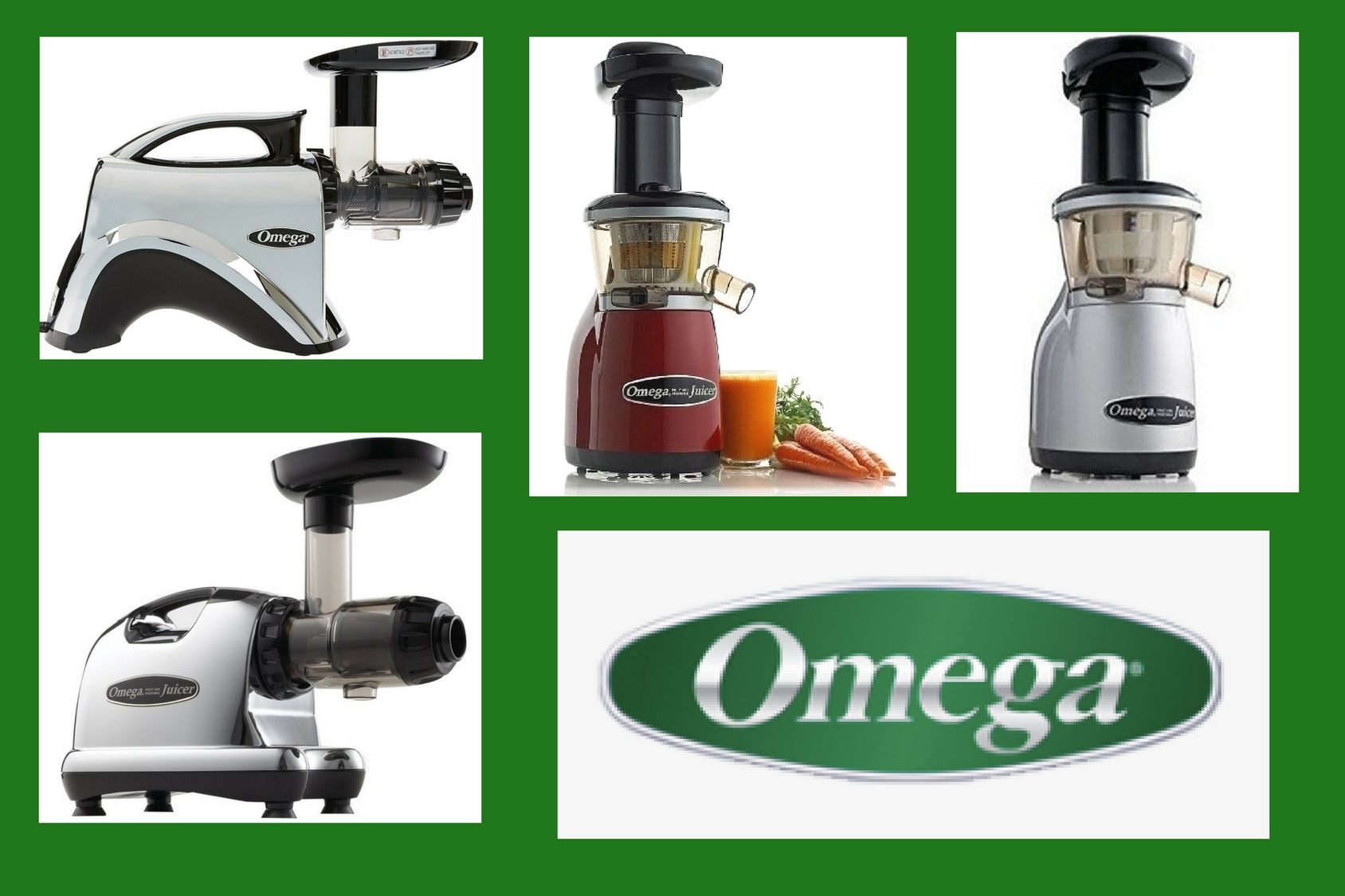 What Is The Best Type Of Masticating Juicer : Which Omega Juicer Should I Buy? ~ The Juice Authority