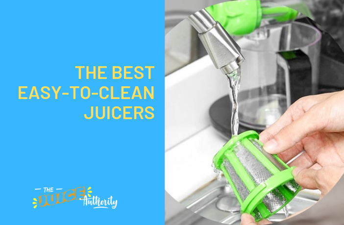 Easy-To-Clean Juicers