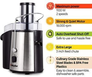 Full of great features - Juicer Review