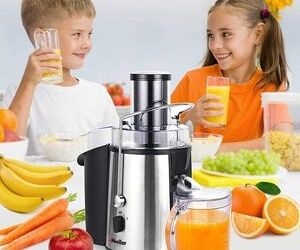 Make healthy juices for the family - Juicer Review