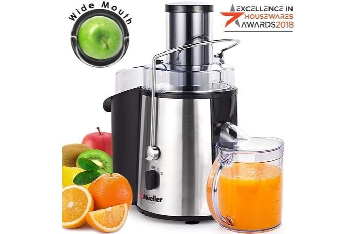 Mueller Austria Juicer Ultra 1100W Centrifugal Review
