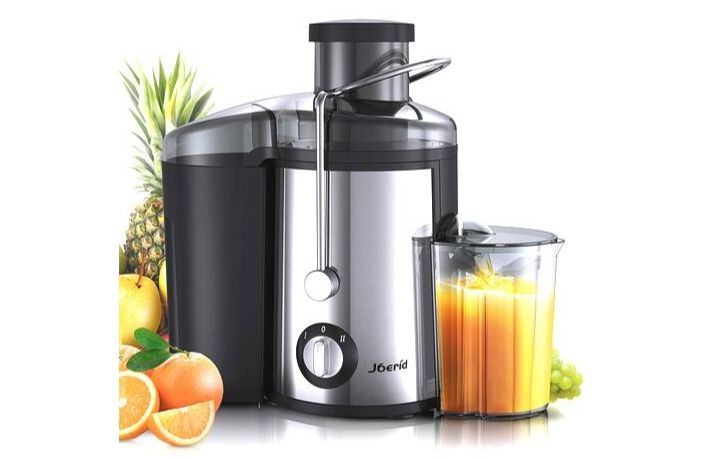 Joerid Juicer 2019 Upgrade Centrifugal Review